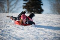 winter resort activities