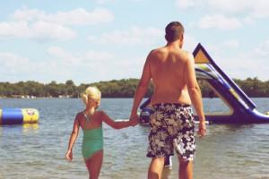 summer resort activities