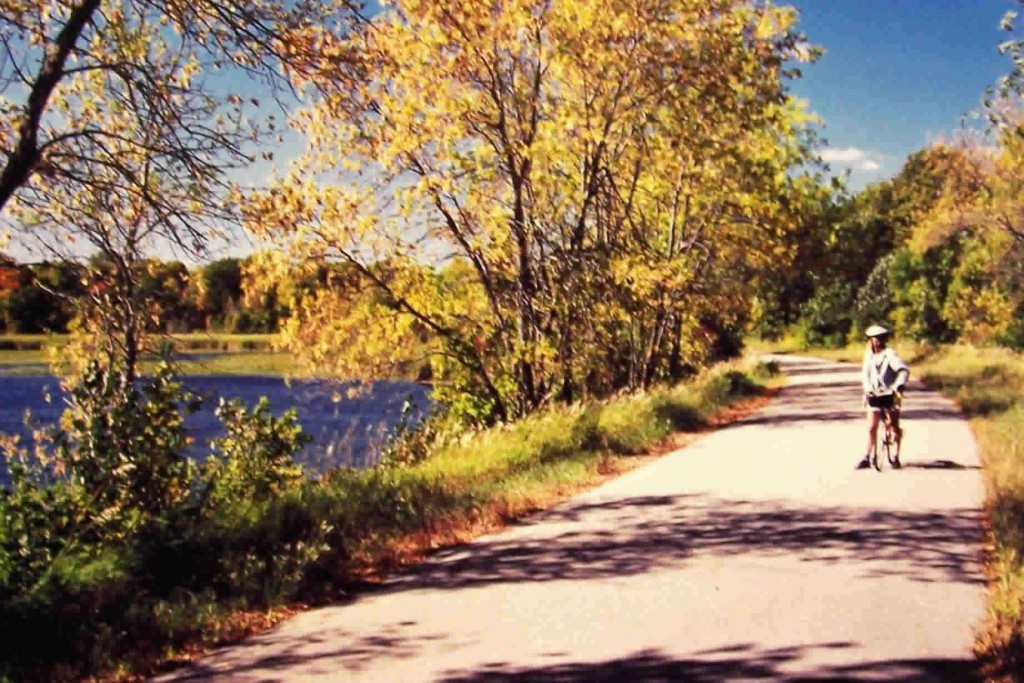 central lakes bike trail
