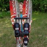 Jr. Vortex Skis by O'Brien